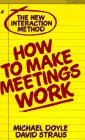 how to make meetings work